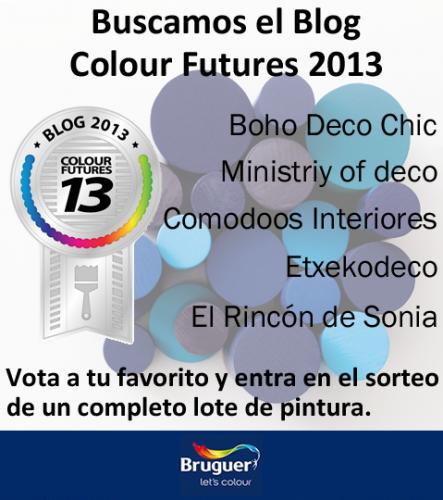 Blog Colour Futures 2013