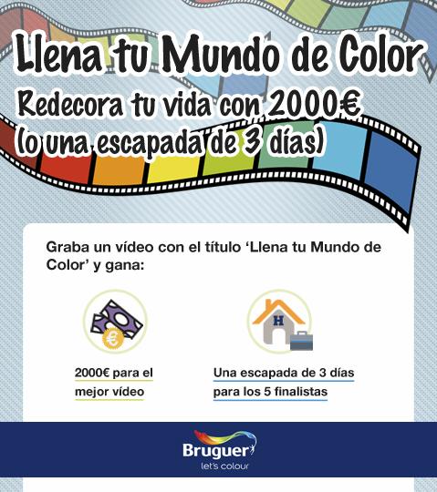 Concurso de Videos Bruguer