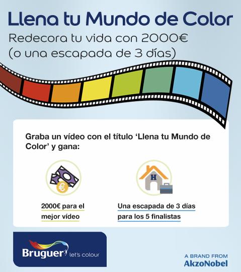 cartel concurso videos