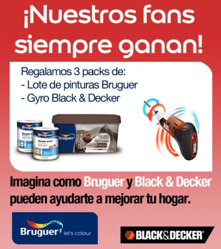 Concurso Bruguer Black & Decker