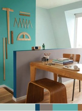 Estimula tu mente con el color for Oficina zona azul ibiza