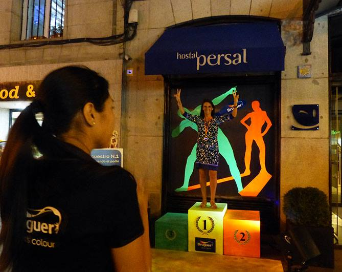 Podio Hostal Persal