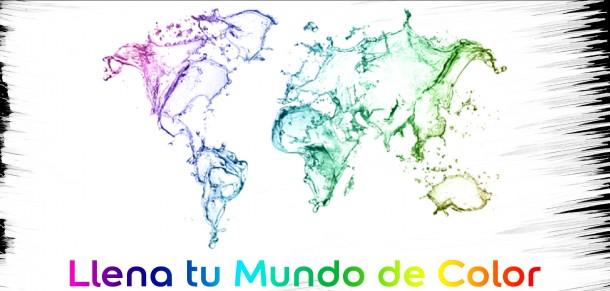 llena tu mundo de color