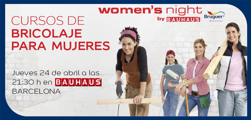Woman's Night by Bauhaus