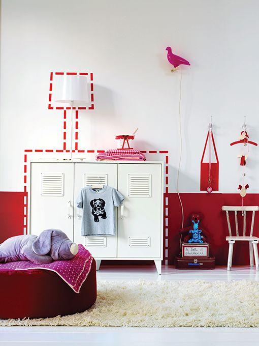 Consejos para pintar dormitorios infantiles