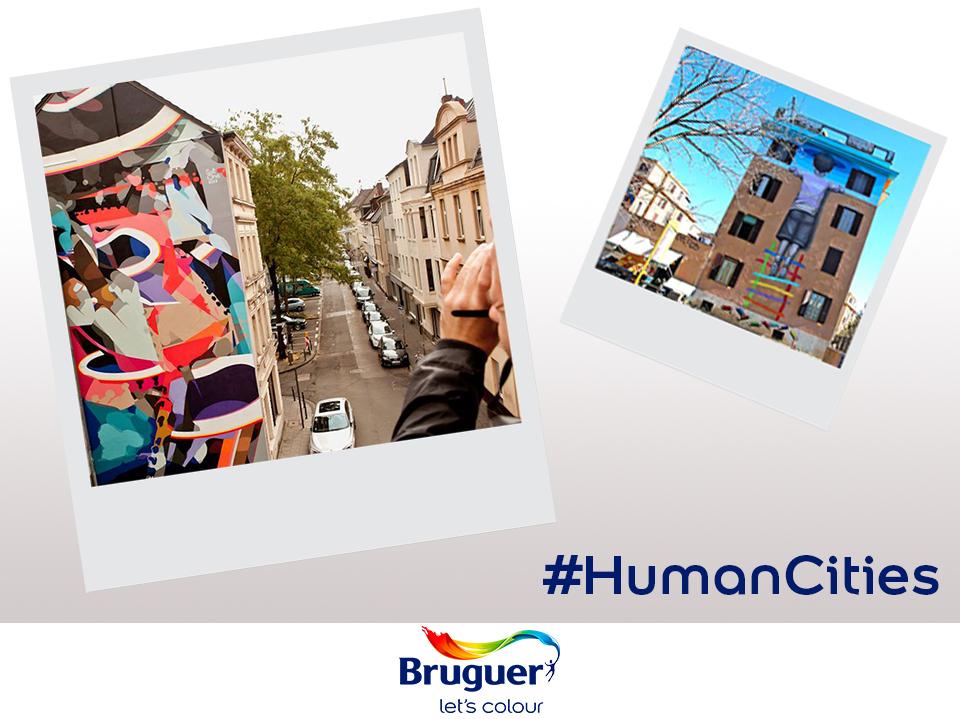 #HumanCities