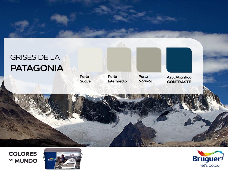 Grises de la Patagonia