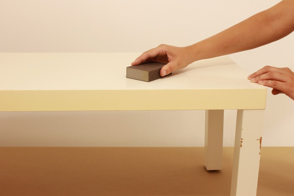 Tutorial: cómo convertir una mesa en pizarra para niños