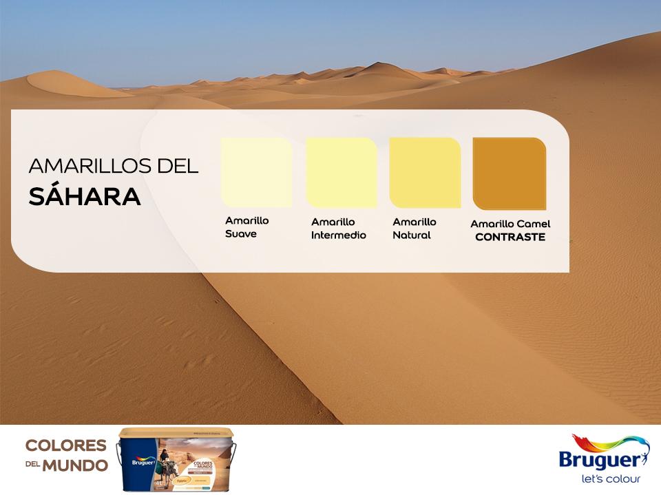 Amarillos del Sáhara