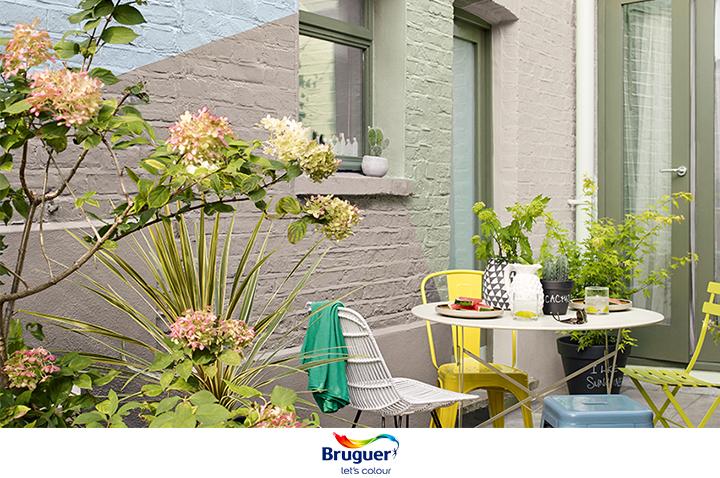 Tranforma tu jardín