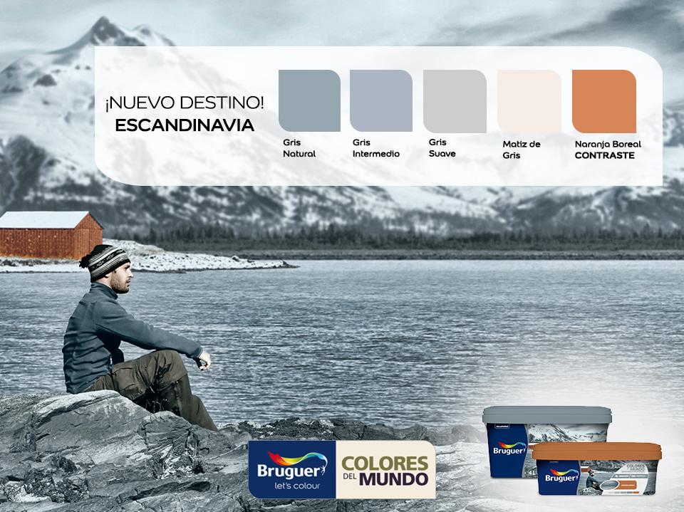 """Nuevo destino de Colores del Mundo """"Escandinavia"""""""