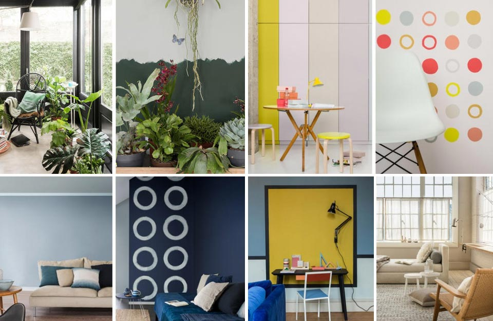 Las 5 tendencias decorativas para el 2017