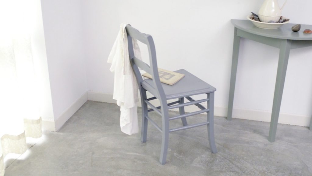 Tutorial: Cómo pintar una silla