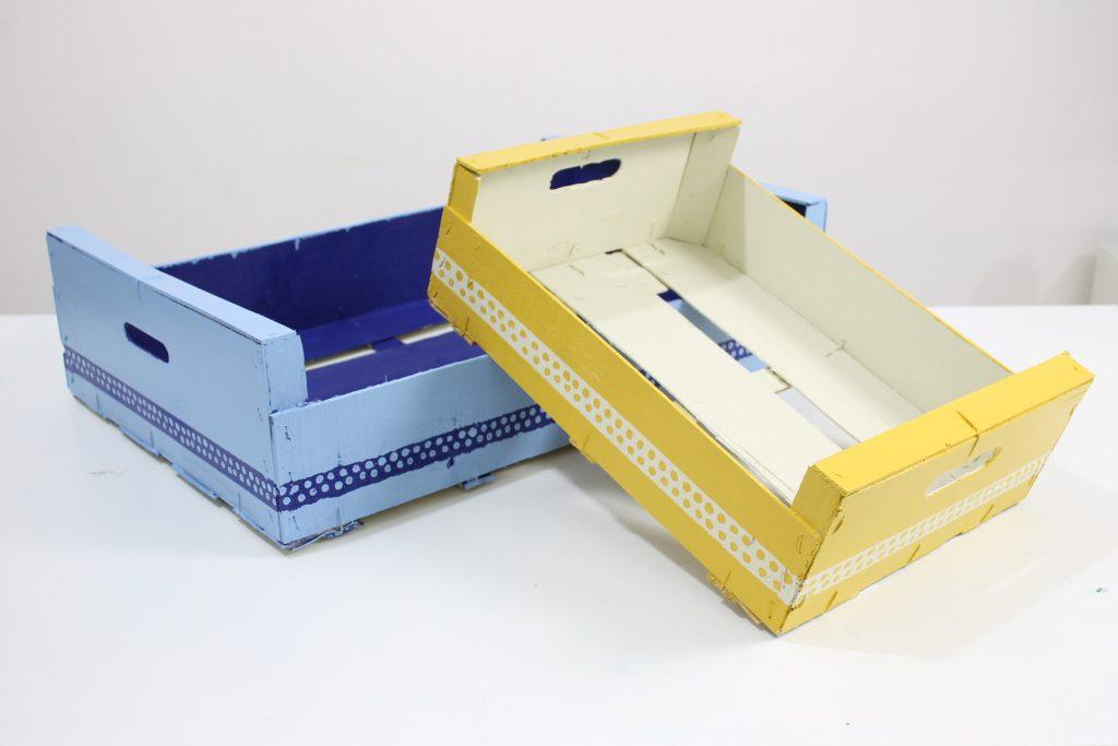 Tutorial: Pintar Cajas de Madera