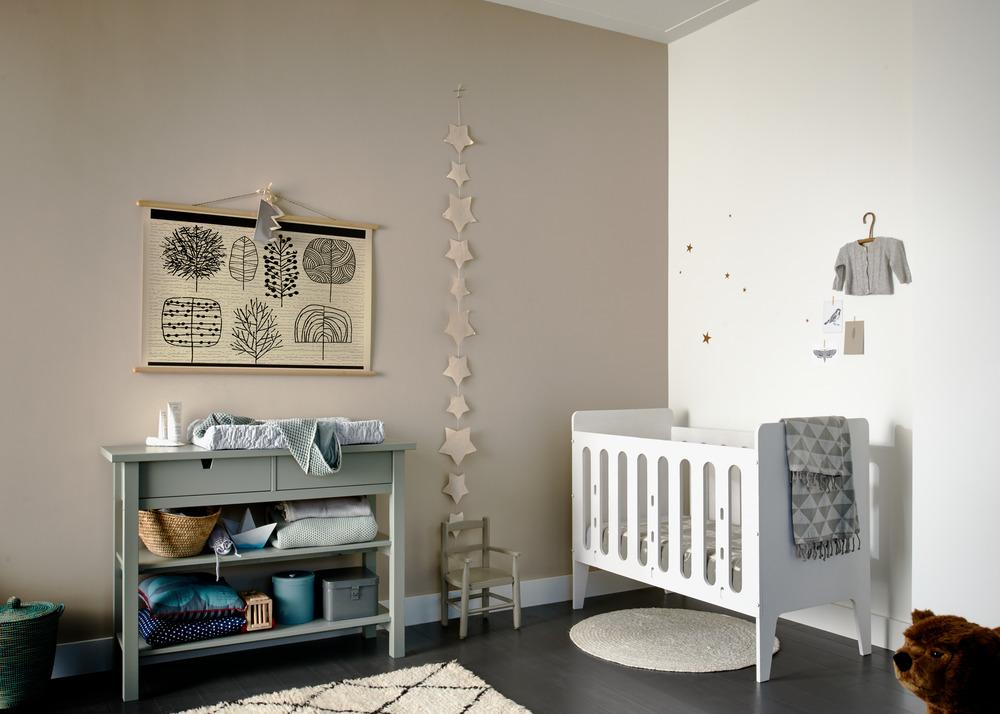 Ideas de habitaciones para el bebé sorpresa