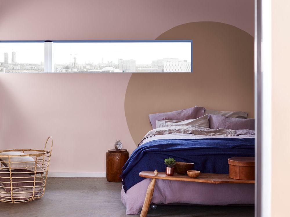 El Color del Año 2018 en tu dormitorio
