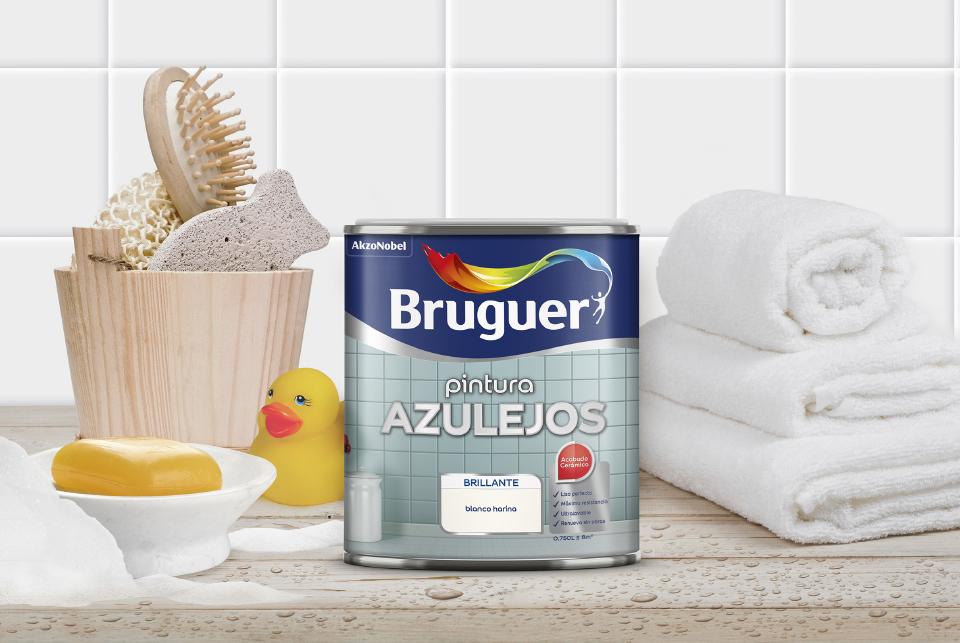Renueva el baño con nuestra nueva pintura