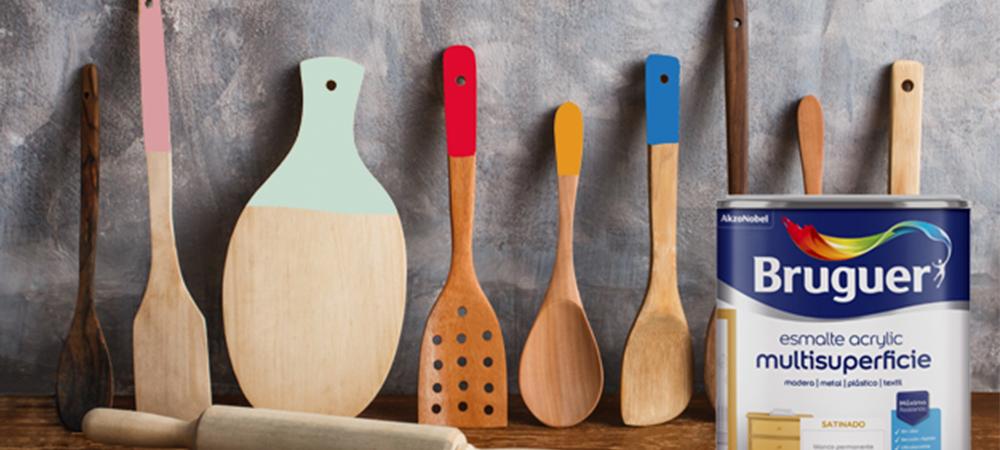 Personaliza objetos de cocina