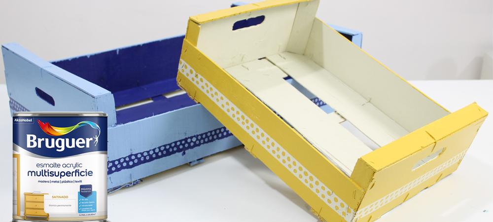 Tutorial DIY – Cajas de Madera