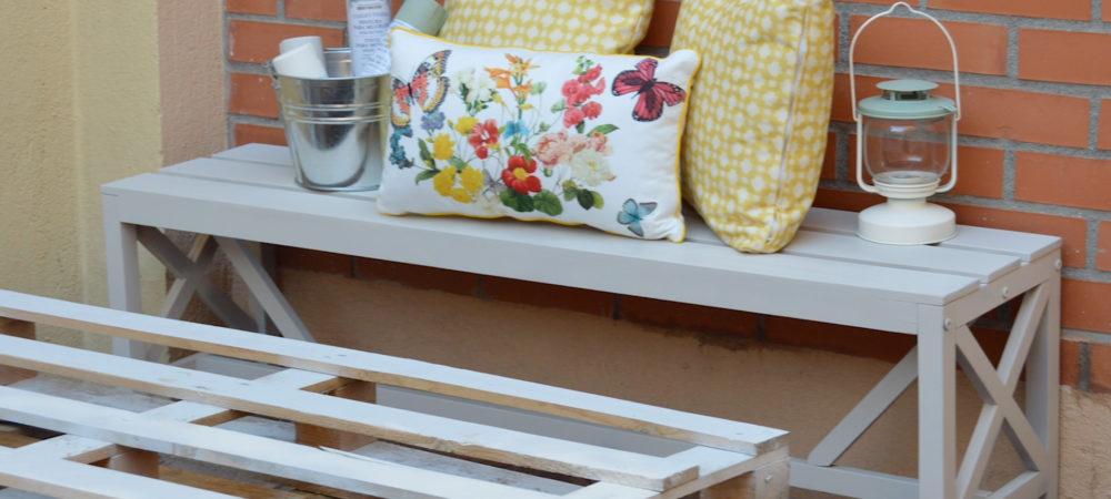 Tutorial: Envejece tus muebles con Chalky Finish